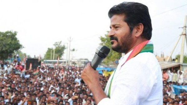 Congress MP Revanth Reddy has been arrested for flying a drone
