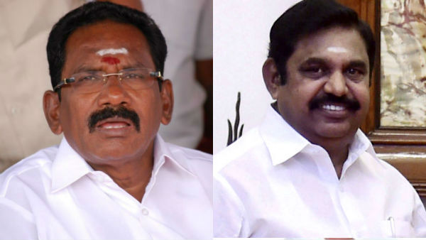 minister sellur raju excited welcome to cm edappadi palanisami