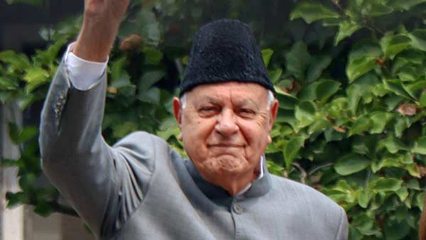 JK Govt revokes PSA detention of Farooq Abdullah
