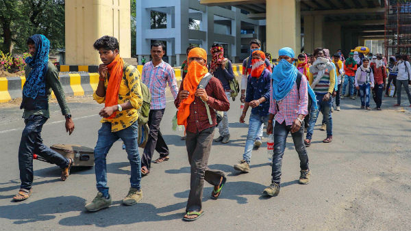 CoronaLockdown: SC seeks report from Centre on migration of workers