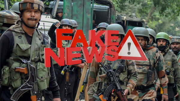India to declare emergency in mid-April? Absolutely fake says Indian Army