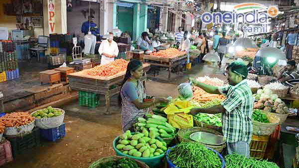 Koyambedu Market closed on march 22 : says Koyambedu Market Association