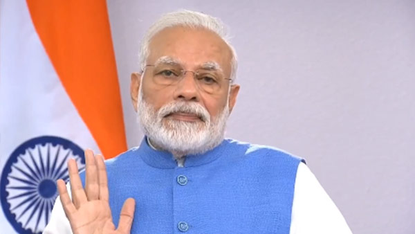 PM Modi to address nation on today live updates