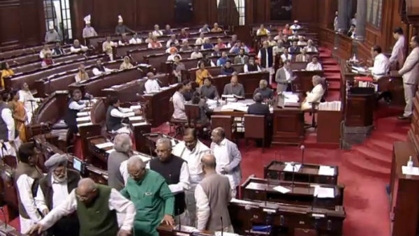 Rajya Sabha: Opposition MPs walk out as Ranjan Gogoi takes oath