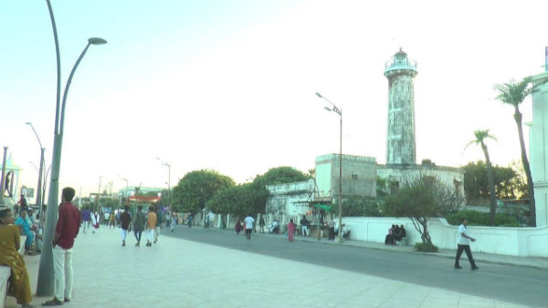 Puducherry old light house renovation works start