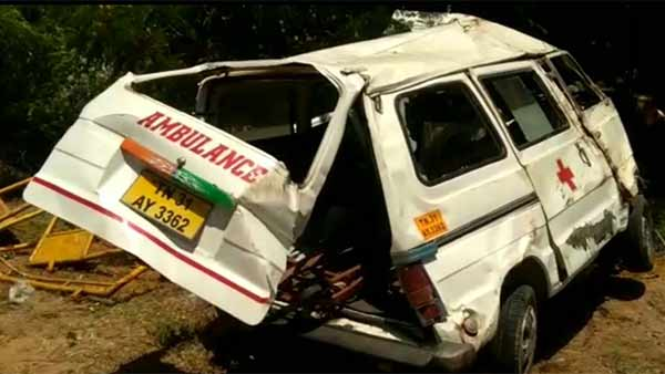 One death in road accident in Puducherry