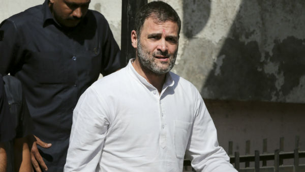 Madhya Pradesh crisis: PM Modi destablising of elected Cong govts, says Rahul Gandhi