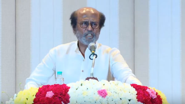 Rajinikanth says I have made announcement, on political entry after 2017 December