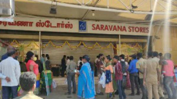 கொரோனா: சென்னை தி.நகர் ரங்கநாதன் தெரு அனைத்து கடைகளையும் 10 நாட்களுக்கு மூட அறிவுறுத்தல்