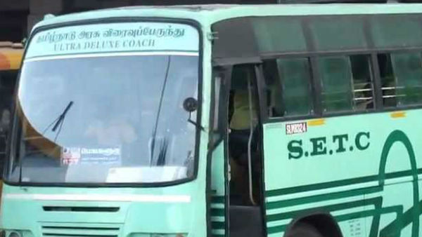 COVID-19: Bus services between Tamilnadu-Karnataka vice versa cut due to want of passengers