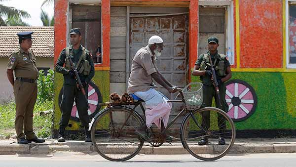 Sri Lanka, An island-wide curfew will be imposed from 6.00 pm today