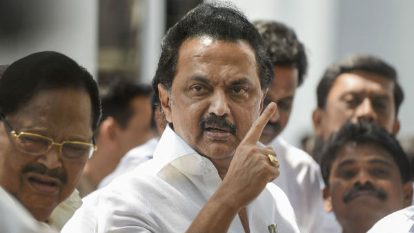 opposition leader mk stalin advice to tn health ministry