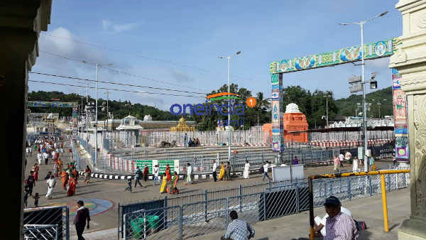 Tirumala Tirupati Temple To Close For Devotees Amid Coronavirus Outbreak