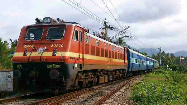 The major change in the train service via from Trichy till March 28 due to Maintenance work