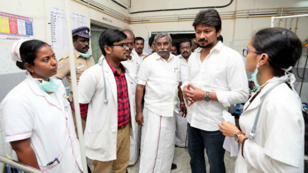 Lalu Prasad son tejaswi yadav asked for help from Udhayanidhi stalin