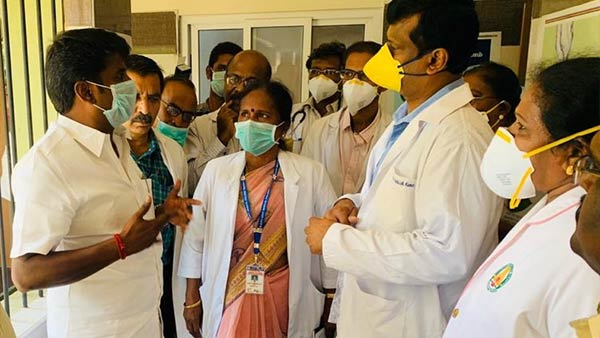TamilNadu reports 2nd positive case for Coronavirus