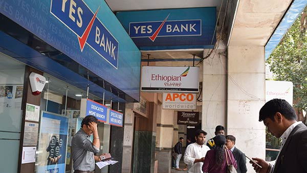 Yes Bank reconstruction scheme: moratorium will be lifted at 6 pm on march 18