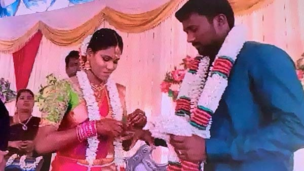 An exemplary marriage held in tanjore today