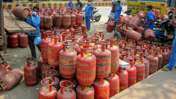 LPG cylinder price decreases to Rs 64.50
