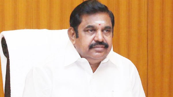 Rapid testing kids will come to Tamilnadu from China: CM Edappadi Palnisamy