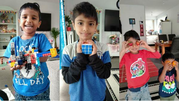 #KidsAreCool ஹலோ சார்.. நான் பிரியதர்ஷினி.. எங்க ஷெட்யூல் இதுதான்.. சைக்ளிங்.. பல்லாங்குழி!