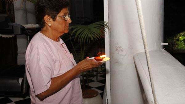 Candle lamping in puducherry