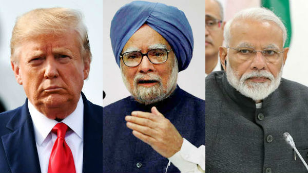 முன்பும் இப்படி இந்தியாவுக்கு அமெரிக்கா நெருக்கடி கொடுத்தது.. மன்மோகன் சிங் என்ன செய்தார் தெரியுமா?