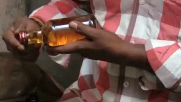 Coimbatore man committed suicide due to can not buying liquor
