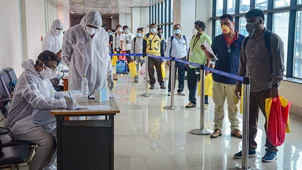 சென்னை டூ கோவை.. விமானத்தில் வந்த 24வயது பயணிக்கு கொரோனா.. 93 பேர் விமானத்தில் இருந்ததால் அதிர்ச்சி