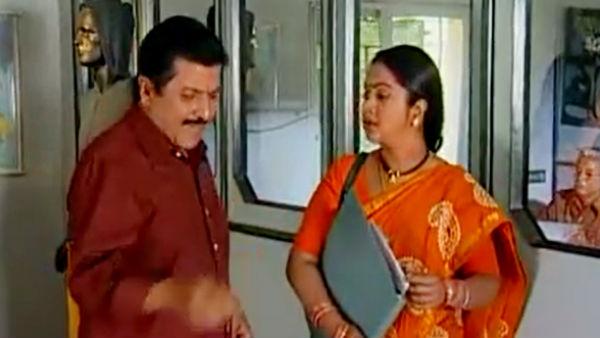 chithi serial: ஆமாம்....சாரதா  ஐஏஎஸ்ஸா, ஐபிஎஸ்ஸா?