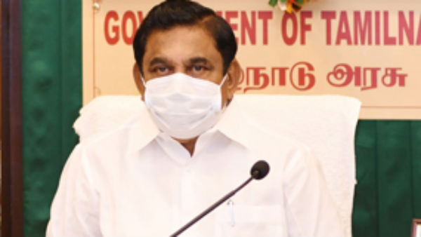 Chief Minister Palanisamy Announced rs 1000 Cash Relief in addition to Temple Priest