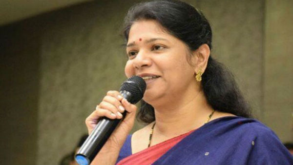 kanimozhi mp says, Male and female children should be given equal rights