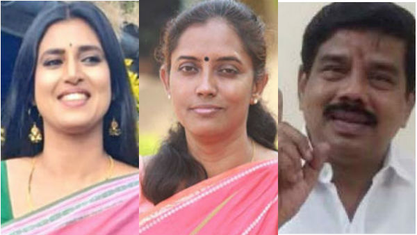 Jothimani Vs Nagararan: actress kasturi gives her support to mp jothimani