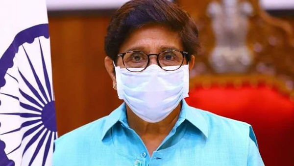 Governor Kiran bedi has urged the liquor shops in Puducherry to be auctioned