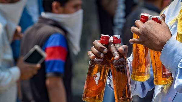 Coronavirus lockdown: Liquor, cannabis shops open in MP from today