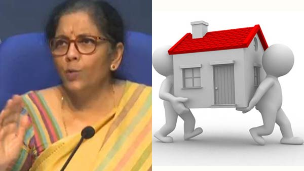 Credit linked subsidy housing scheme for middle class extended till March 2021: Nirmala Sitharaman