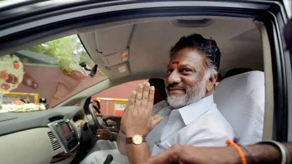 deputy cm o.panneerselvam continue with official works