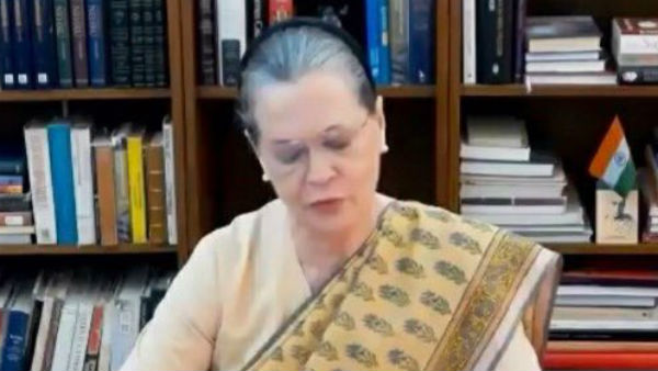 Opposition Leaders to Meet Today Convened by Sonia Gandhi