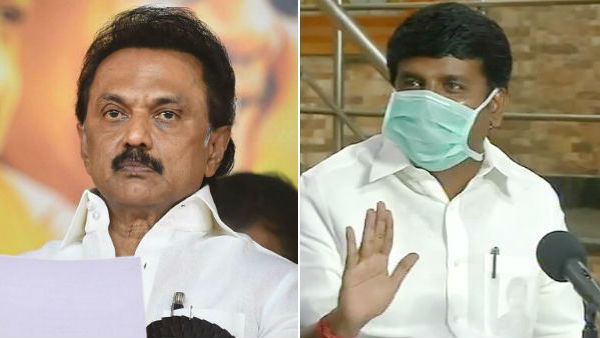 Minister Vijayabaskar replies to MK Stalin on Corona Tests