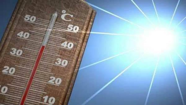 Temperature crosses 100 Degrees Fahrenheit in 11 cities in TN