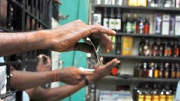 tasmac sales down in tamil nadu, no more crowd in all liquor shops