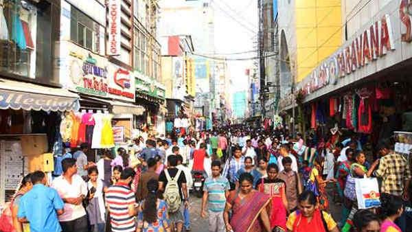 சென்னை தி.நகர் ரங்கநாதன் தெருவில் உள்ள கடைகளை உடனே மூட உத்தரவு.. மாநகராட்சி அதிரடி