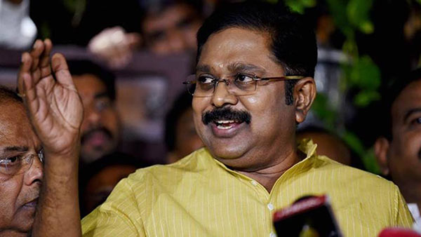 TTV Dhinakaran questions of Chennai Chief nurse death