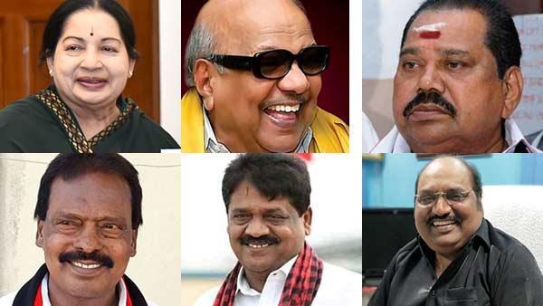 தமிழகத்தில் கடந்த 4 ஆண்டுகளில் 9 எம்.எல்.ஏ.க்கள் மரணம்... திமுகவில் 5 பேர்... அதிமுகவில் 4 பேர்