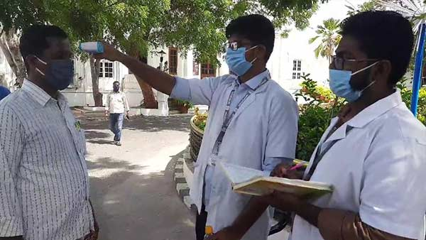 Coronavirus infection confirmed to Puducherry Assembly staff