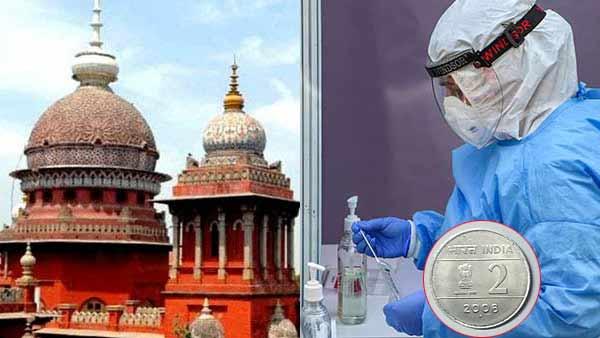 வசந்தகுமாரின் கொரோனா வைரஸ் மருந்து.. 2 ரூபாய்தான்.. பரிசீலிக்க மத்திய அரசுக்கு ஹைகோர்ட் உத்தரவு
