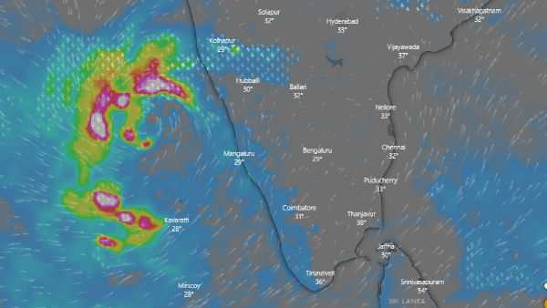 First tropical cyclone since 1891 may hit Maharashtra?