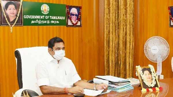 No plan to intensify lockdown in TamilNadu, says CM Edappadi Palanisamy