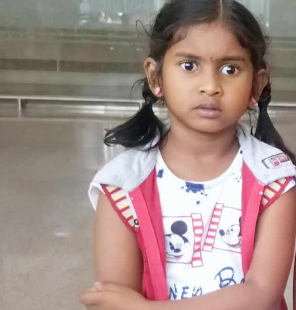 Help 5 Year old Kanishka heart operation