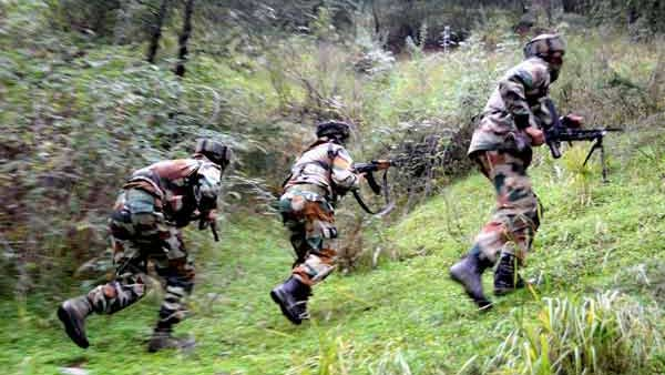 Indian Army destroys Pak Army posts along LoC